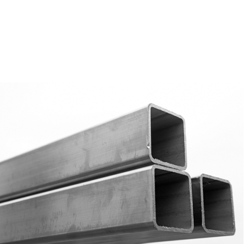 Stainless Steel Square Box Section 316 Welded Un Polished
